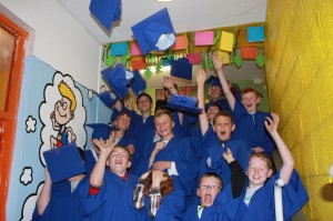 Our 6th Class graduation is a real highlight of the school year!