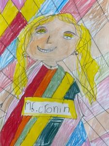 Ms Cronin by Layla Kilkenny