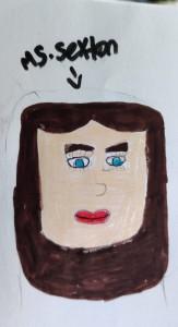 Ms Sexton by Ellie Byrne