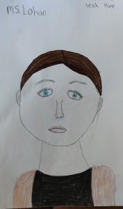 Ms Lohan by Leah Kane
