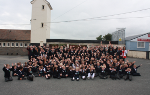 St Peter's welcomed boys and girls into all classes - from Junior Infants to 6th Class - for the first time in September 2014.
